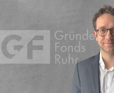 Jan Gräfe ist neuer Geschäftsführer beim Gründerfonds Ruhr