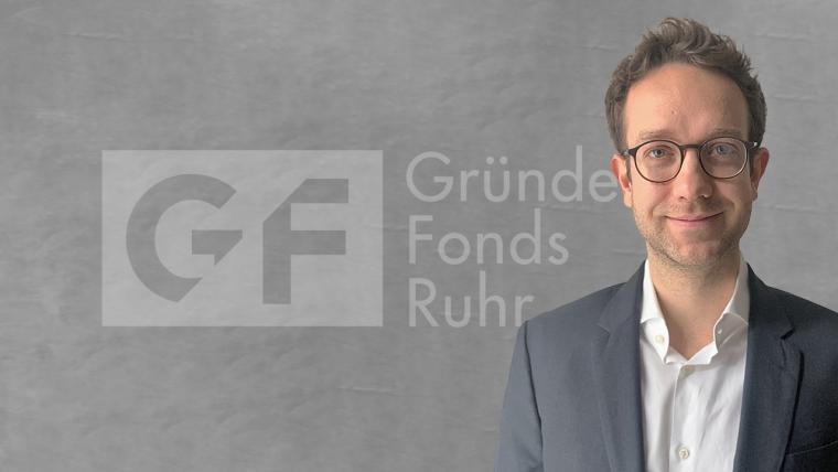 Jan Gräfe joins Gründerfonds Ruhr as Managing Director